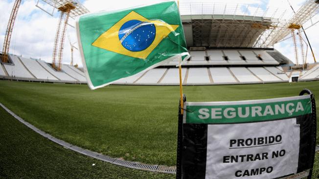 Mundial de Brasil: quedan 105 días