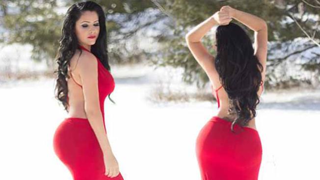 Rival de Kim Kardashian en el porno