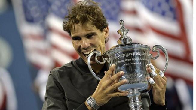 Nadal gana a Djokovic Abierto de EEUU