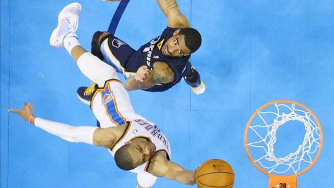 NBA: Sorpresivas derrotas en los playoffs