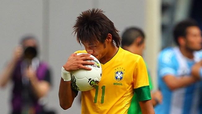 Brasileño busca el oro olímpico