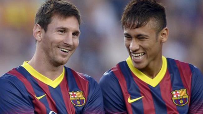 Así fue la gran noche de Messi-Neymar