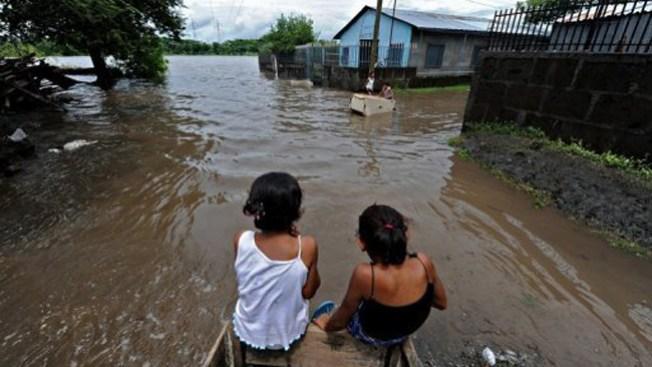 Nicaragua en estado de alerta por lluvias