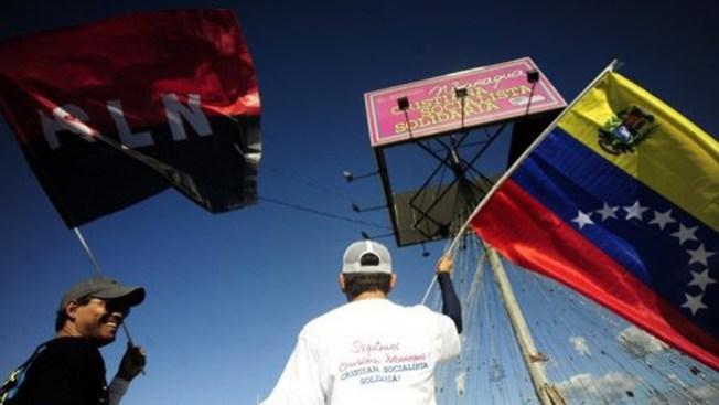 Oficialismo nicaragüense reacciona