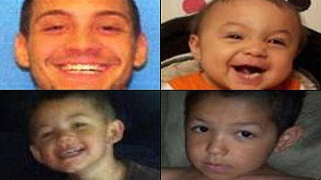 Emiten alerta por niños desaparecidos