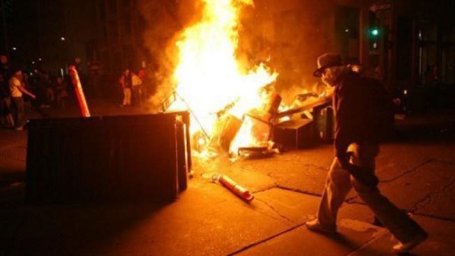 Violencia en Oakland