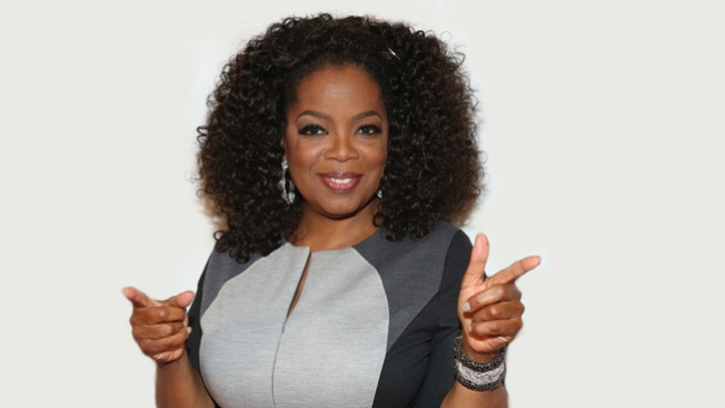 Oprah Winfrey encabezó gran subasta