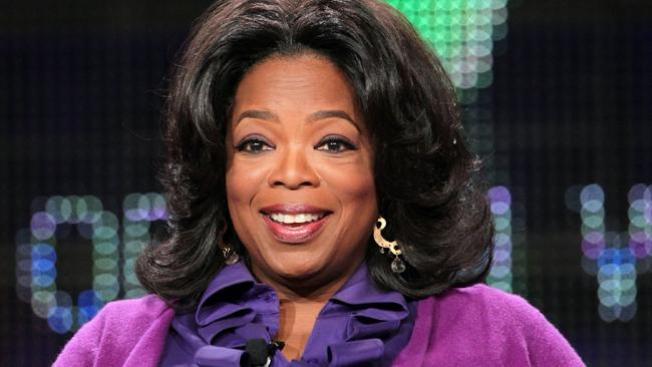 """Oprah: la mejor pagada, """"again"""""""
