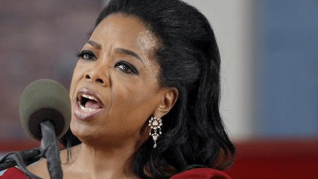 Acto de racismo contra Oprah Winfrey