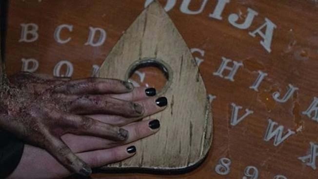 """""""Ouija"""" se apodera de las taquillas"""