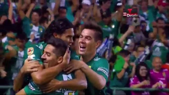 Leon vs. Puebla por Telemundo