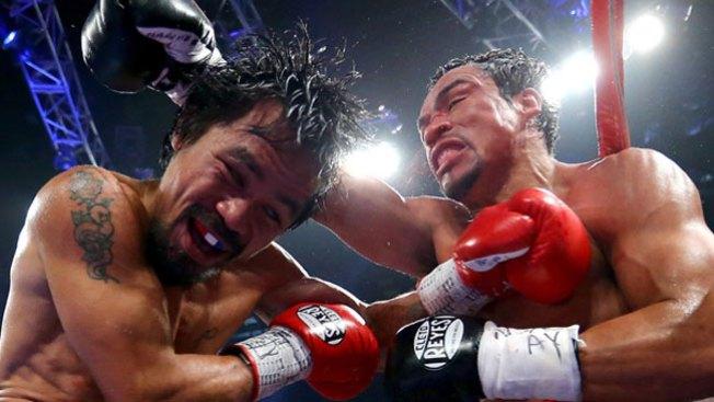 Márquez y Pacquiao ¿A un 5to combate?