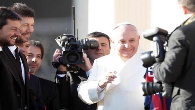 Papa recibe a San Lorenzo, su equipo
