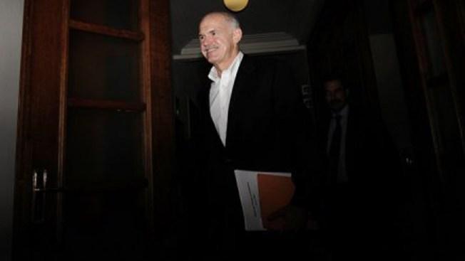 Grecia avanza lentamente