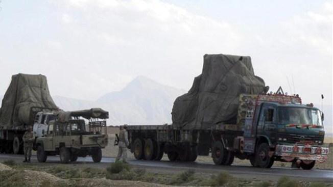 Caen 22 talibanes en Paquistán