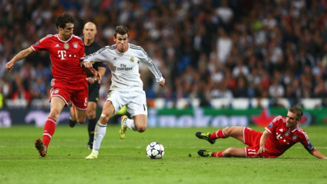 Real Madrid se impone sobre el Bayern