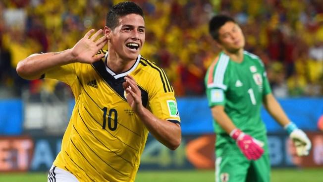 Colombia manda a casa a Japón