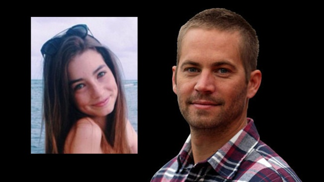 Reaparece la hija de Paul Walker