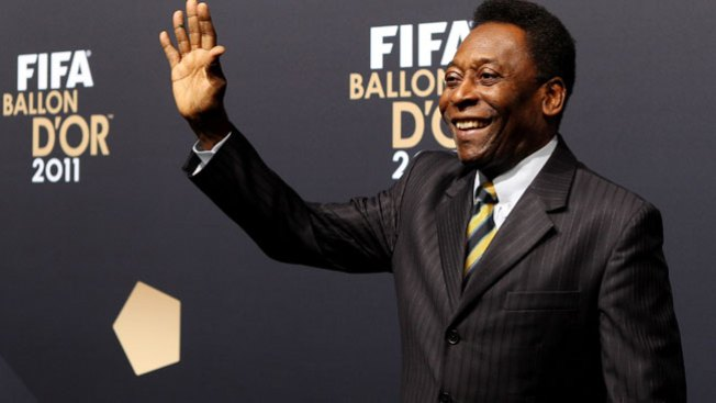 """Accidentes en estadios, normales"": Pelé"