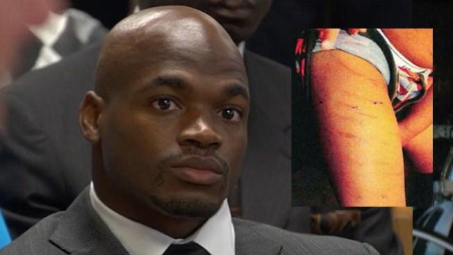 Adrian Peterson podría volver a la cárcel