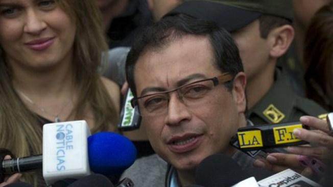 Un ex guerrillero gana alcaldía de Bogotá