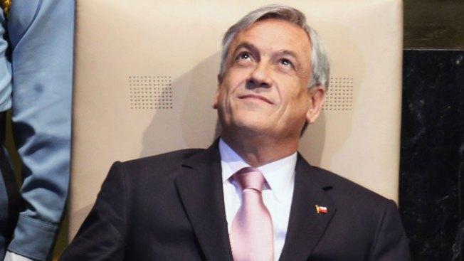 Líder militante comunista mantiene en jaque a Piñera