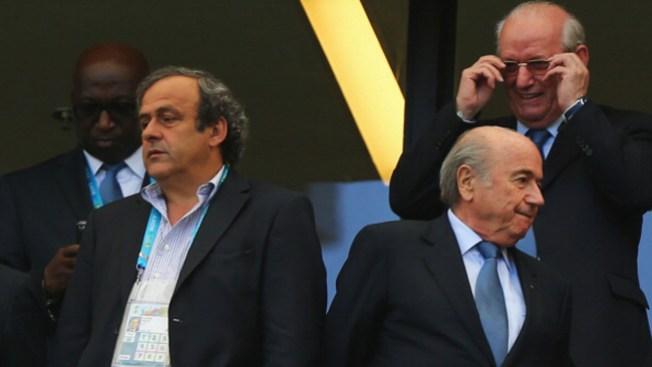 Platini: No a reelección de Blatter en FIFA