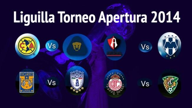 Todo listo para la Liguilla del Torneo de Apertura 2014