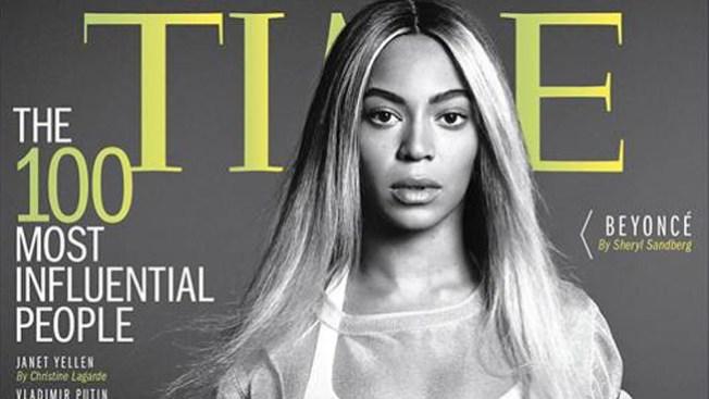 Beyonce: la más influyente según TIME