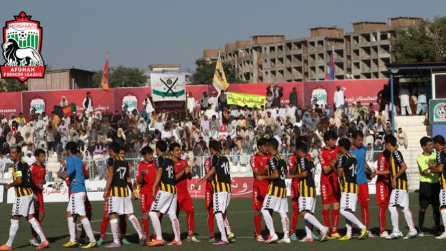 Así es la Premier League de Afganistán