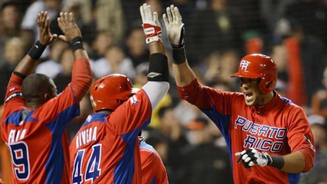 Puerto Rico vence a Japón y es finalista