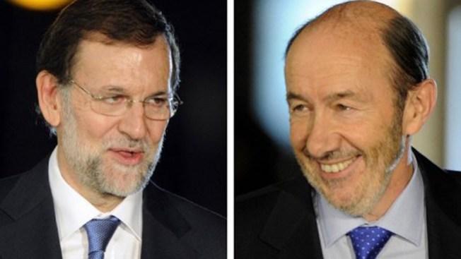 Debate aburrido en España