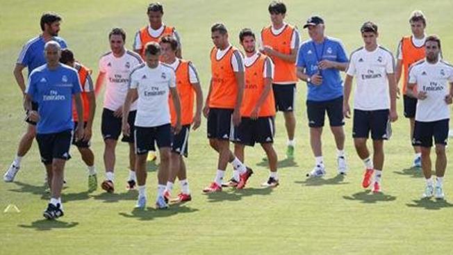 Chelsea y Madrid se ven las caras