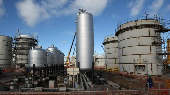 Refinería cubana procesa 81,2 millones barriles crudos