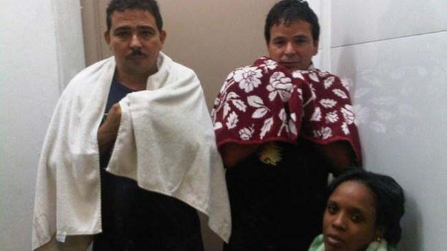 Siguen buscando a los cuatro cubanos desaparecidos