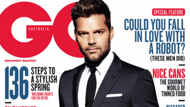 Ricky Martin confiesa burlarse de gays