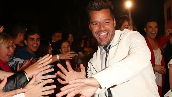 Ricky Martin será como un libro abierto