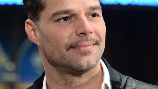 ¡Ricky Martin a la televisión!