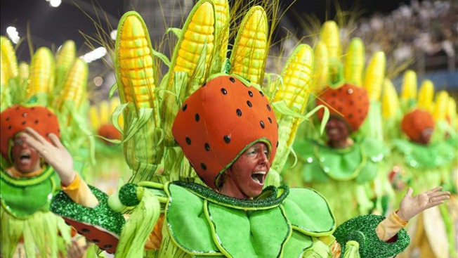Carnaval de Río, más impactante que nunca
