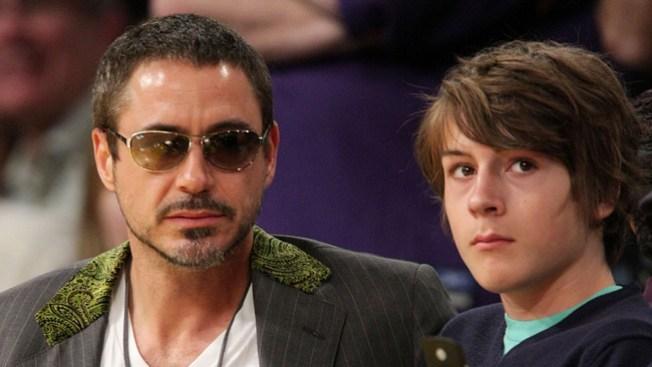Robert Downey Jr. sufre por su hijo