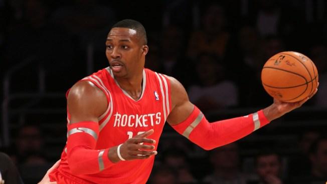 Los Rockets suben al cielo