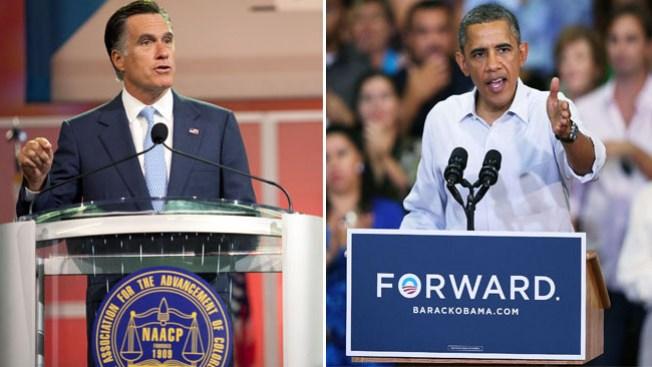 Obama y Romney empatados