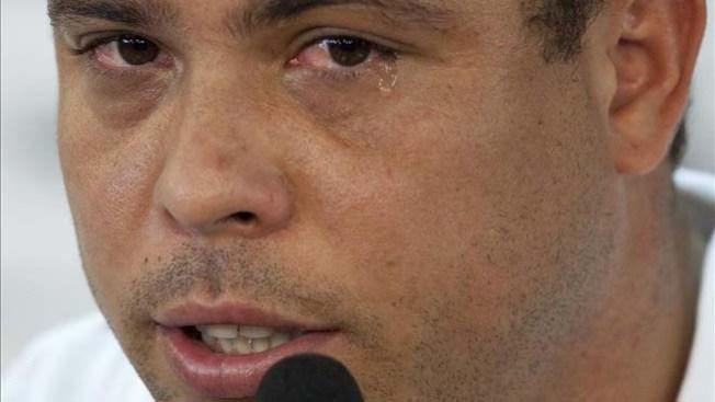 Ronaldo lucha con el sobrepeso