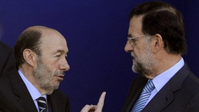 Debaten candidatos españoles