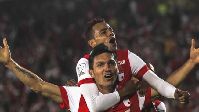 Libertadores: van bien Colombia y México