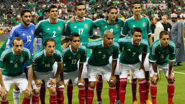 Triste empate entre México y Nigeria