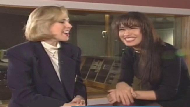 Entrevista muestra a una  Selena divertida