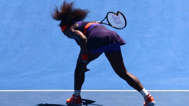 La furia de Serena Williams