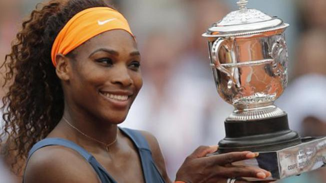 Serena Williams gana Roland Garros