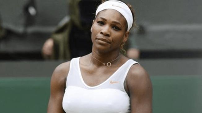 Wimbledon: Serena Williams eliminada